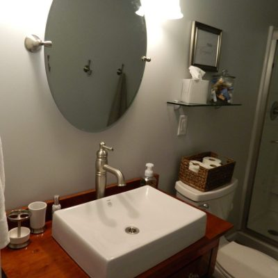 Antique Table turned Sink