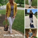 TAKING WHITE DENIM INTO FALL
