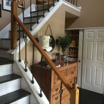 DIY Railings: Adding Wrought Iron Spindles