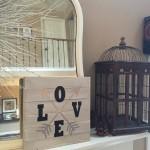 Valentine's Day Blog Hop: LOVE Pallet Craft