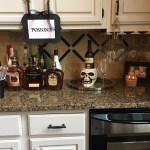 Halloween Mantel and Tips for Creating the Perfect Halloween Party