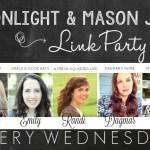 Moonlight & Mason Jars Link Party #194