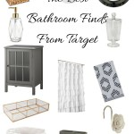 The Best Bathroom Finds From Target