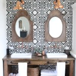Modern Farmhouse Bathroom Remodel Reveal