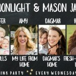 Moonlight & Mason Jars Link Party #206