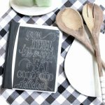 Back to Basics~ An Organized Recipe Plan Book for Easy Meal Planning