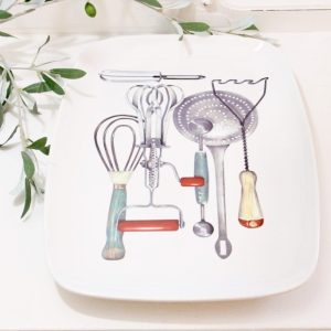 kitchen-platter- kitchen utensils