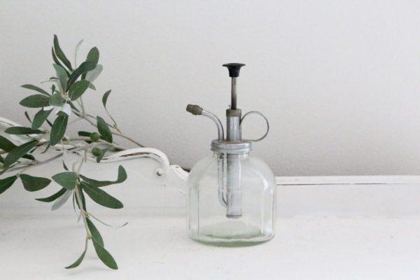 floral water mister- plants- mister- vintage- home decor