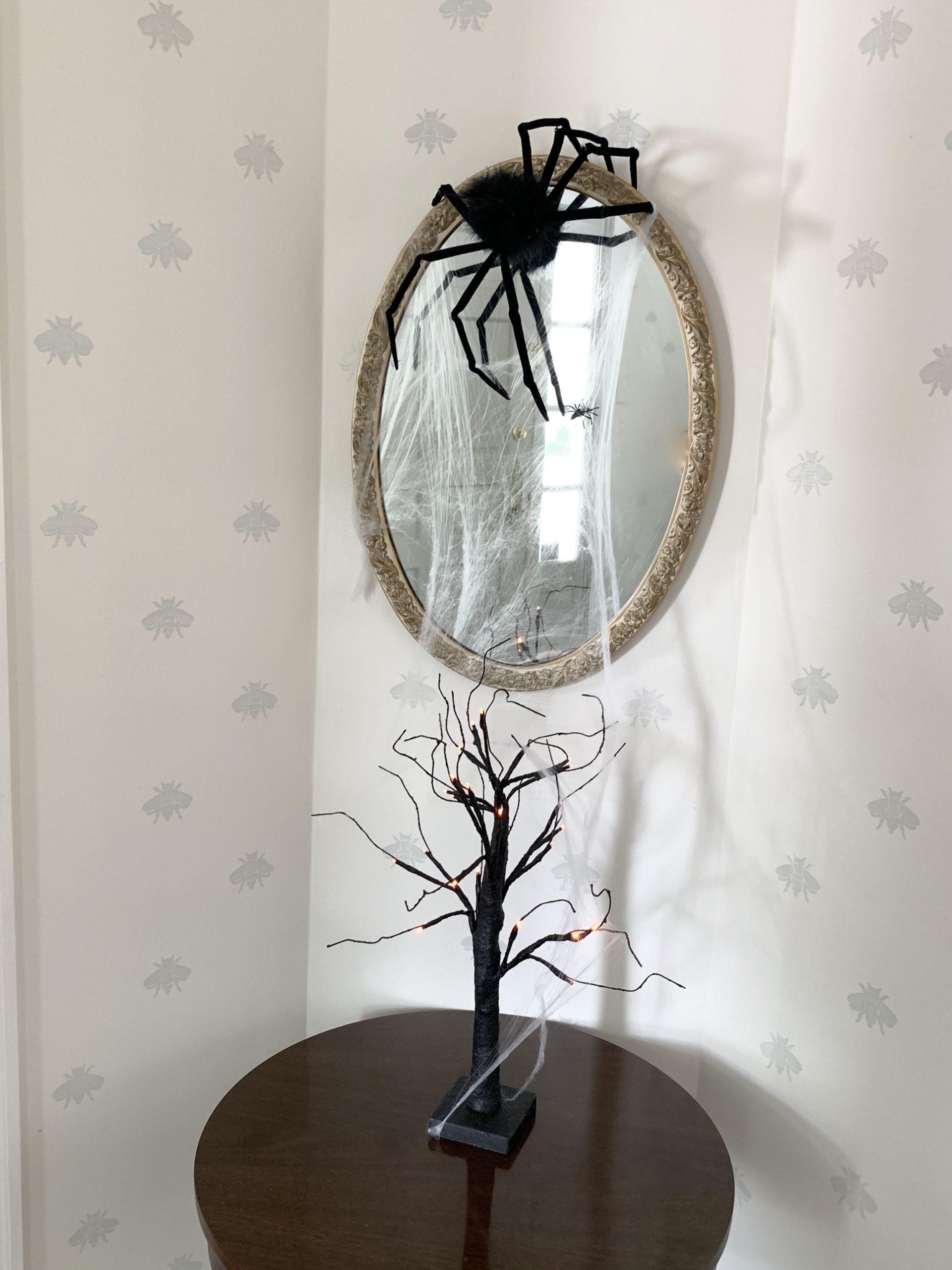 Halloween Decor~ White Cottage Home & Living