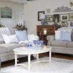 Post Christmas Family Room Tour~ White Cottage Home & Living