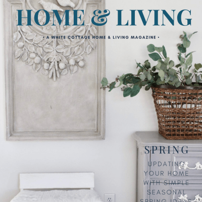 Home & Living Magazine by White Cottage Home &. Living