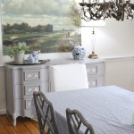 NEW Look & Summer in the Dining Room