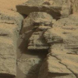 strange things found on mars