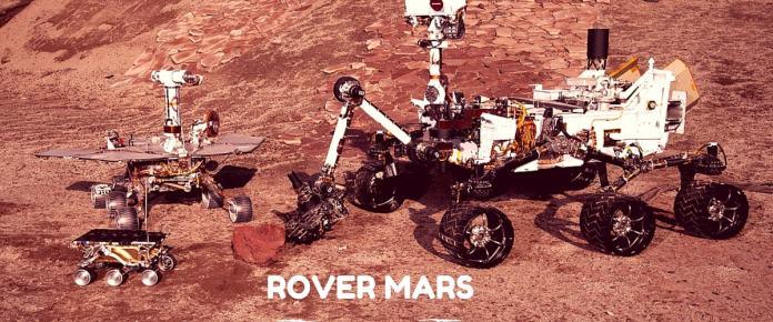 weird objects seen on Mars