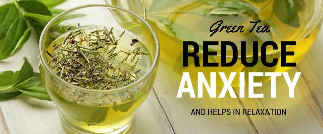 X advantages of green tea