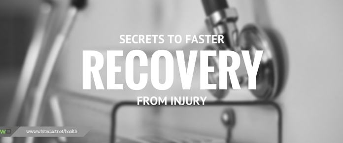 SECRETS TO FASTER RECOVERY