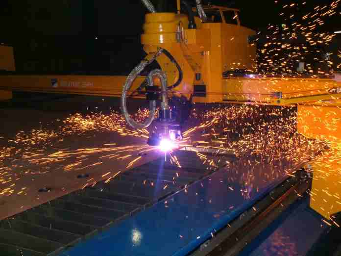 Plasma Laser Cutting
