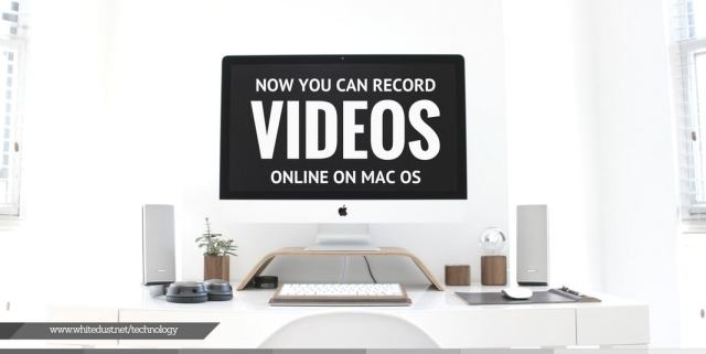 How to record video online on mac os