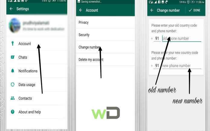 Whatsapp hack Tricks for ios