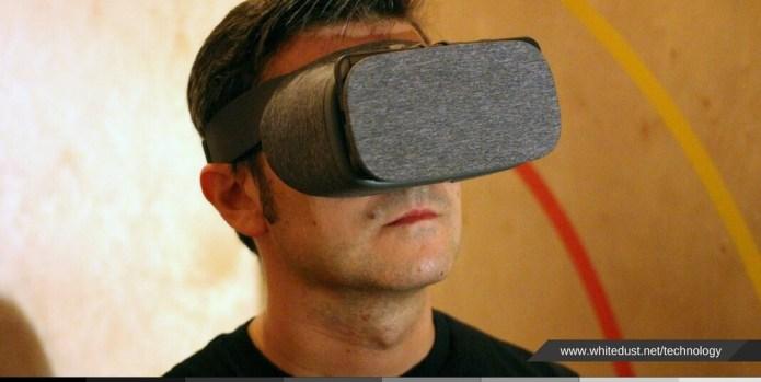 Google Daydream impressions.