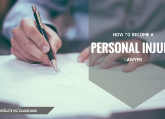 How To Become A Personal Injury Lawyer