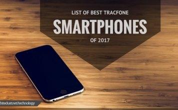LIST OF BEST TRACFONE SMARTPHONES OF 2017