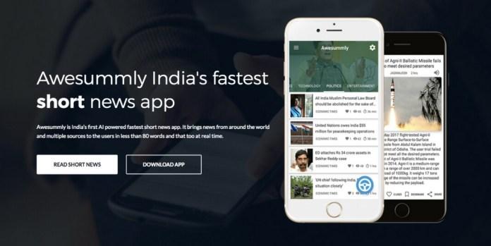 Awesummly app
