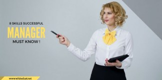 8 Skills Every Successful Manager Must Know
