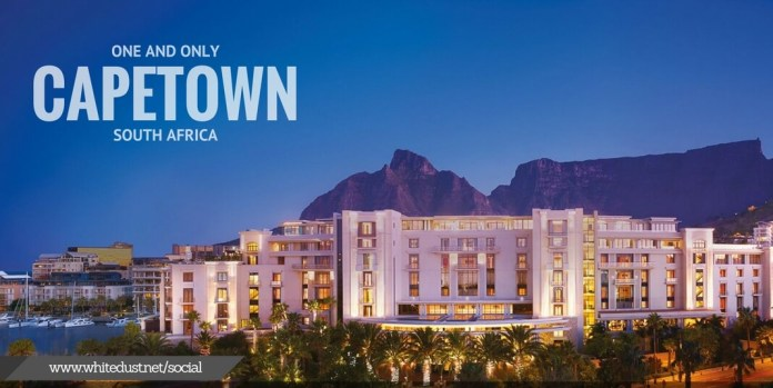 ONE AND ONLY CAPETOWN, SOUTH AFRICA
