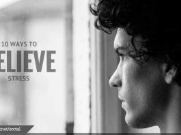 10 WAYS TO RELIEVE STRESS