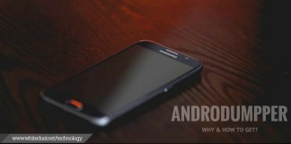 AndroDumpper- Why & How to get?