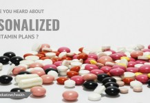 Have you heard about personalized vitamin plans ?