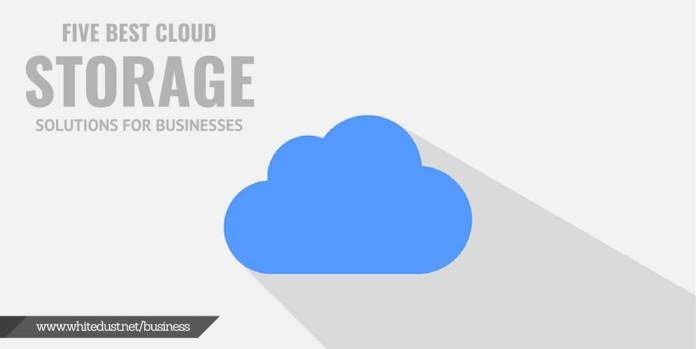 Five best cloud storage solutions for businesses