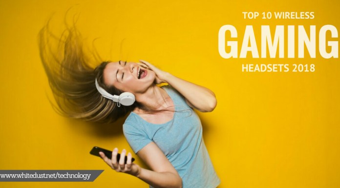 Top 10 wireless gaming headsets 2018