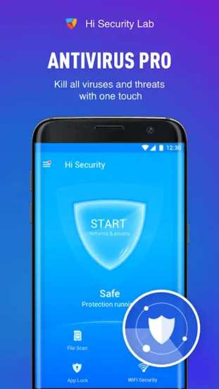 Virus Cleaner( Hi Security ) app