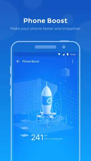 Phone Boost by turbo cleaner