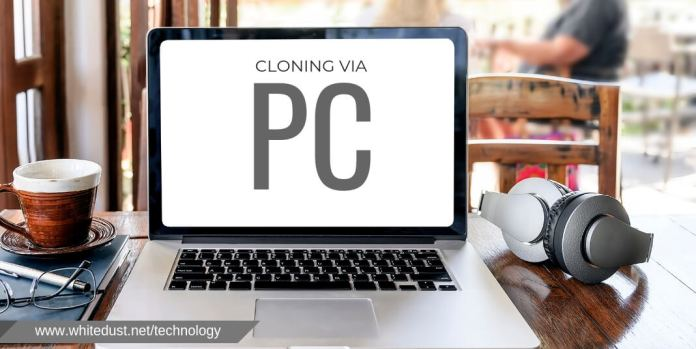 cloning via pc (music & video)