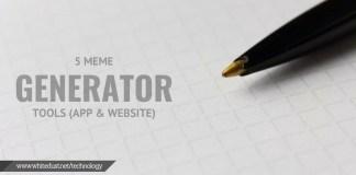 5 Meme Generator Tools (App & Website)