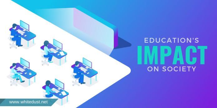 Education's impact on society