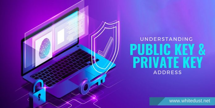 Understanding Public key(address) and Private key
