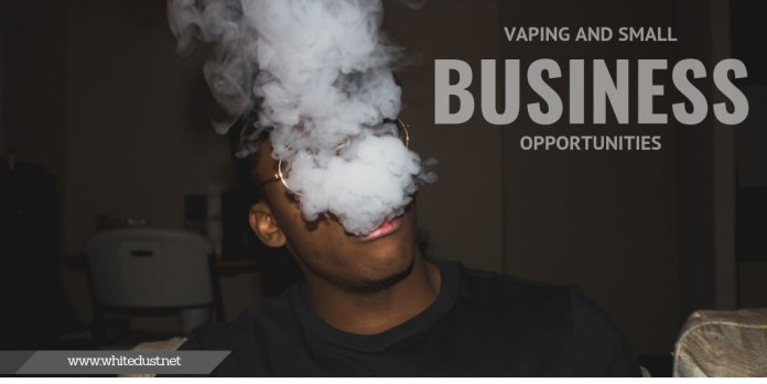 Vaping and Small Business Opportunities