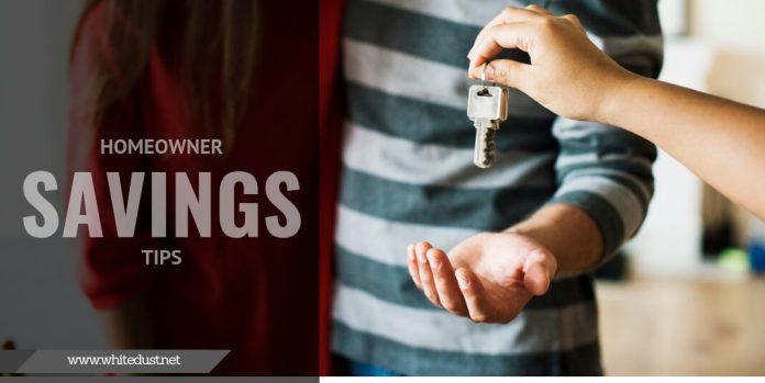 Homeowner Savings Tips