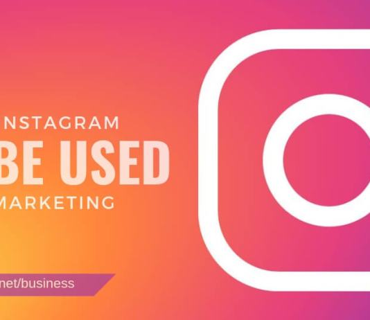 HOW INSTAGRAM CAN BE USED FOR MARKETING