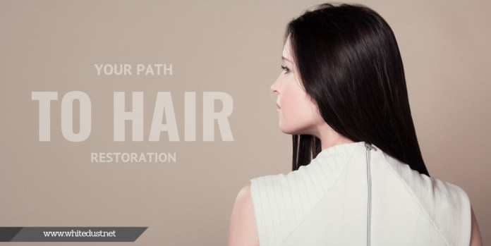 Your path to hair restoration