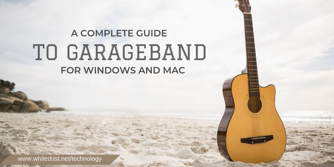 Apps Similar To Garageband For Mac