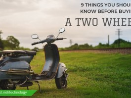 9 THINGS YOU SHOULD KNOW BEFORE BUYING A TWO WHEELER