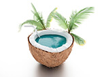 COCONUT WATER AND SANDALWOOD PACK