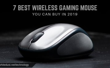 7 BEST WIRELESS GAMING MOUSE YOU CAN BUY IN 2019