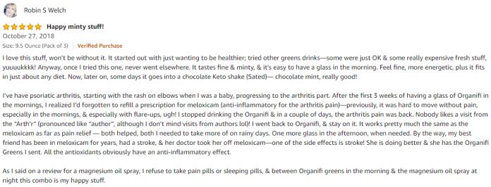 organifi reviews