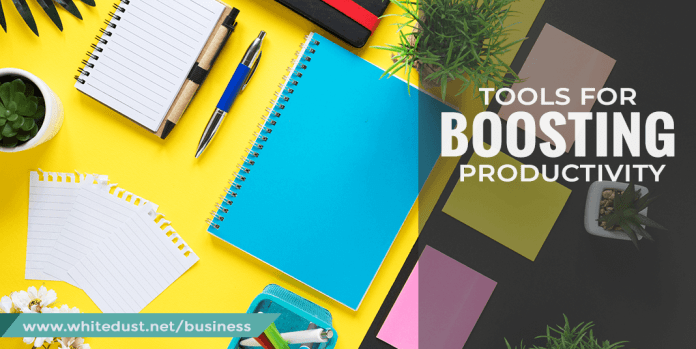 Tools For Boosting Productivity